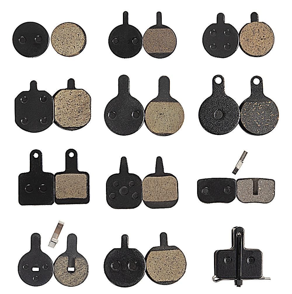 Велосипедные дисковые керамические тормозные колодки BB5 M446 для горных велосипедов, полуметаллические тормозные колодки