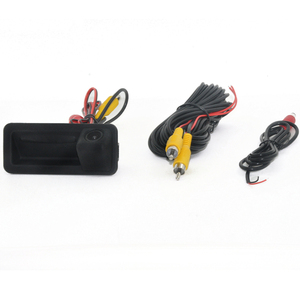 Image 5 - CCD Car Rear View Camera For Land Rover Freelander Range Rover Ford Trunk Handle Camera For Ford Mondeo Fiesta S Max Focus 2C 3C