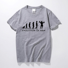 Muscle Body Building Fitness Gym T Shirt Bodybuilding Clothes Birthday Gifts Present For