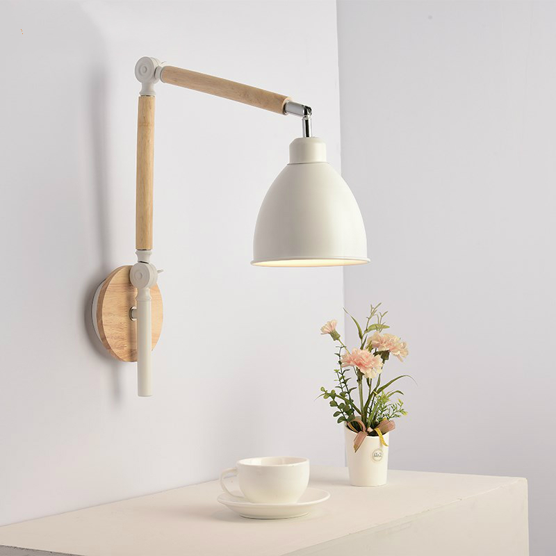 wall lamp bedside nordic living room bedroom balcony the simple passage of the night timers jane europe creative lighting