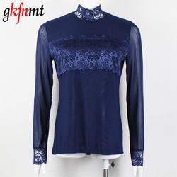 Blusas women blouses femininas turtleneck lace tops y camisas mujer womens 2016 blusa feminino shirt xxxl.jpg 250x250