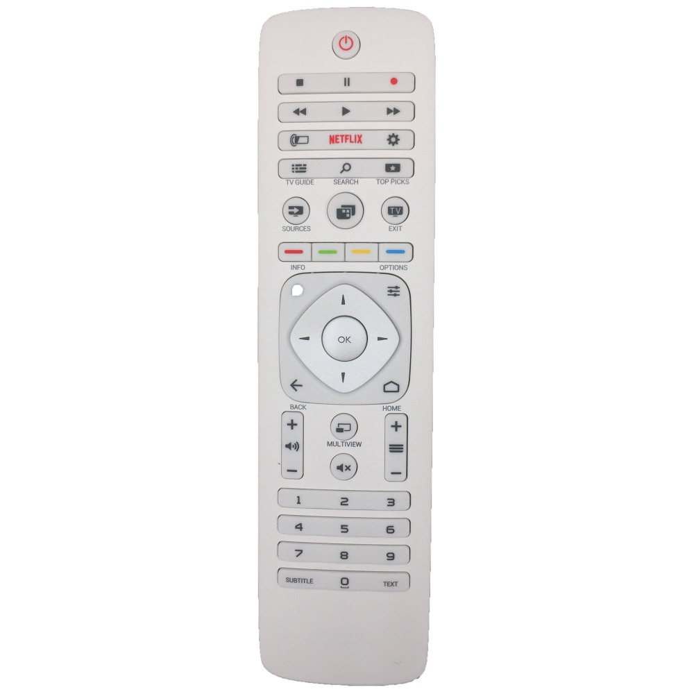 Remote Control YKF352-B03 for Philips 6500 series Full HD Slim LED TV powered by Android цена