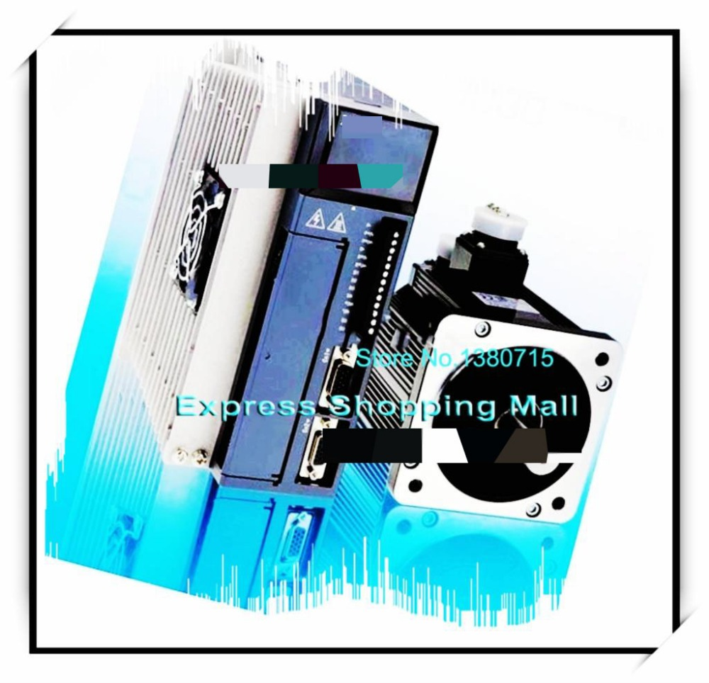 MS 130ST M10030B 43P0 DS2 43P0 AS XINJE AC Servo Motor Drive Kits 380VAC 3KW With