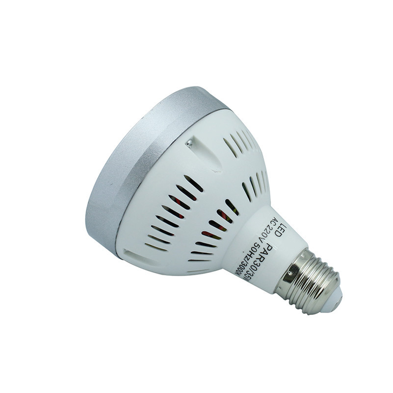 Fedex/DHL-free shipping 20pcs/lot High Quality cob Bulb ,PAR30 35W LED Light Bulbs, E27 Led Spotlight 2pcs lot e14 3w cob led spotlight support dimmer warm white3000 3200k white6000 6500k high brightness 300lm free shipping