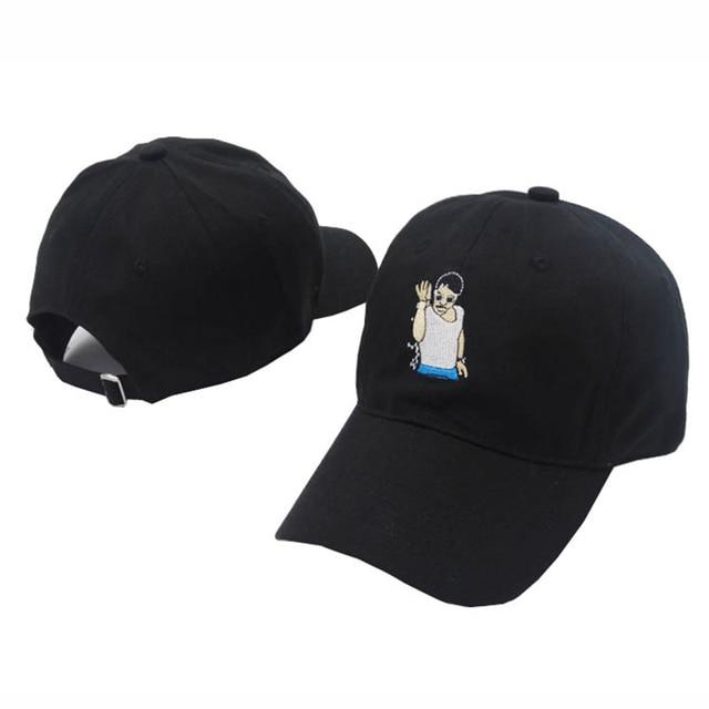 Tunica nueva sal BAE los hombres sombrero del papá de las mujeres dibujos  animados bordado gorra aa848f5ca97