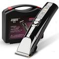 Professional KF-T69 Electric Hair Clipper Titanium Blade 1600mAh Battery Men's Beard Trimmer Hair Cutting Machine Family Use