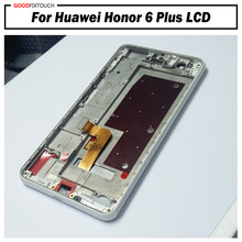 Popular Lcd Display Touch Screen Frame for Huawei Honor 6