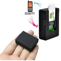 Free shipping N9 Spy GSM Sim Voice Activated auto Dialer Monitor Personal Mini with USB Alarm Real-time Listening Device