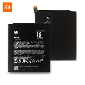 Image 2 - XiaoMi Original Replacement Battery For Xiaomi Redmi Note 4X 4 X Capacity 4000/4100mAh BN43 Mobile Phone Battery