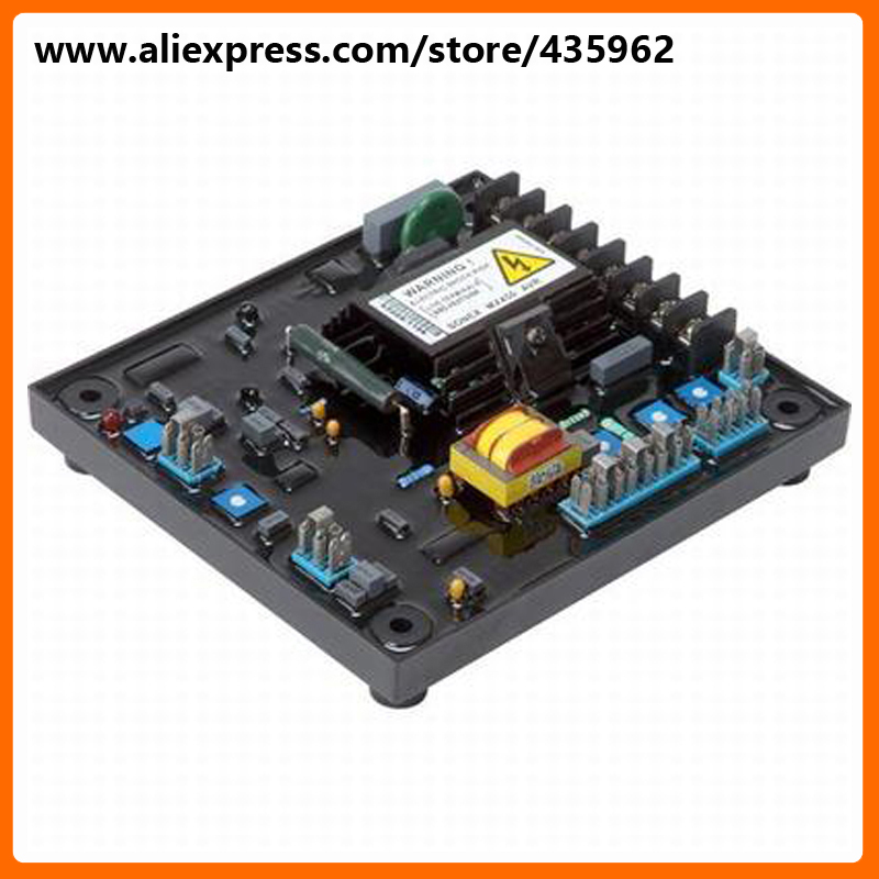цена на MX450 AVR Automatic Voltage Regulator high quality spare parts for stamford alternator generator