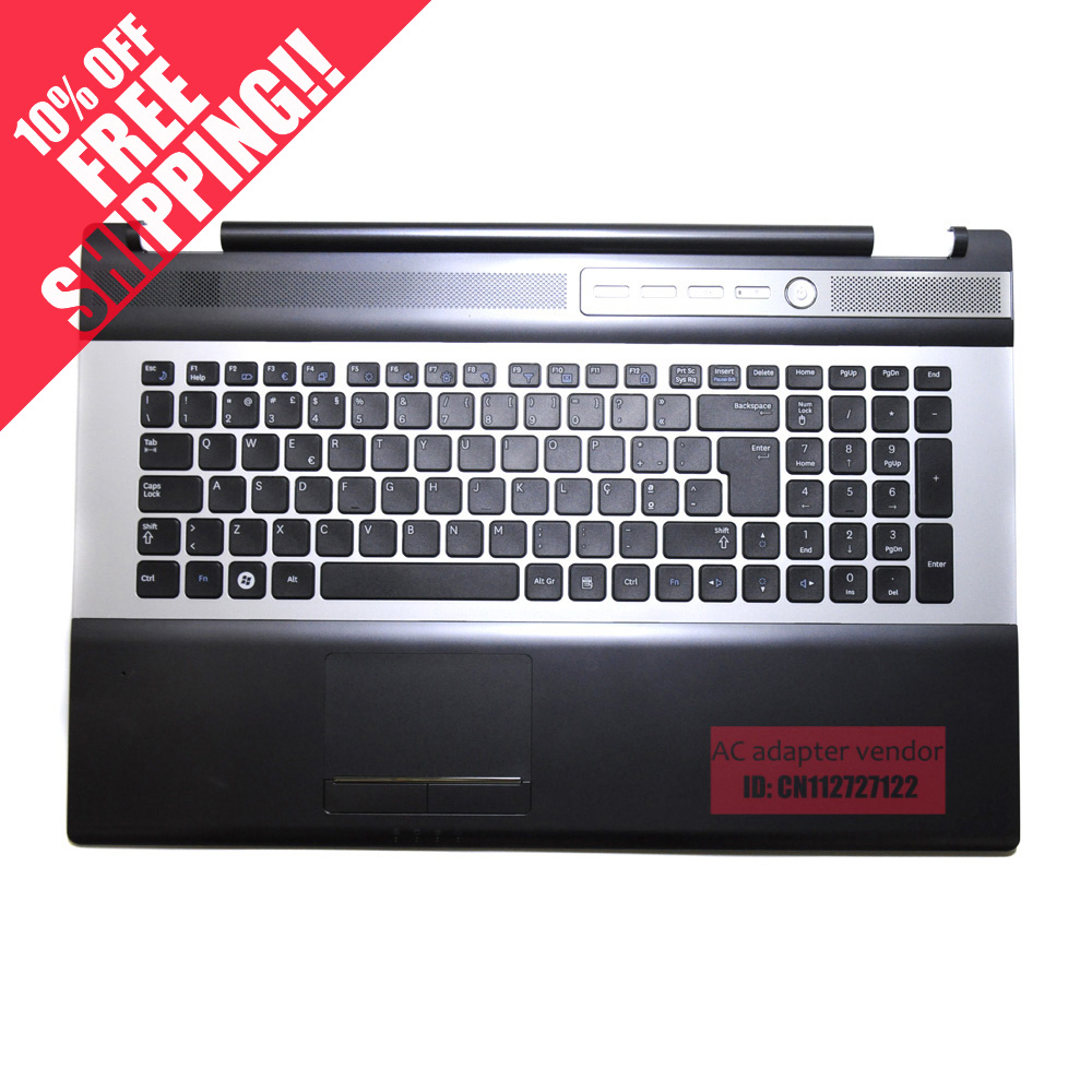 FOR Samsung RF710 notebook keyboard with c shell