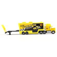 Cars Disney Pixar Cars Mack Uncle No.52 Leak Less Racer's Truck Diecast Toy Car Loose 1:55 Brand New In Stock Disney Cars3