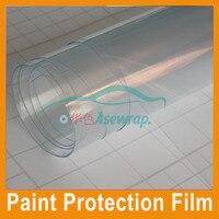 Free shipping 1.52x15m/Roll High transparent car paint protection film Vinyl Wrap Car Wrap Shiny Wrap Film car sticker wraps