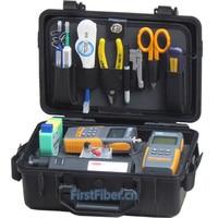 FirstFiber kit fibra optica Fiber Optic Testing and Cleaning Tool Kit FF 4651