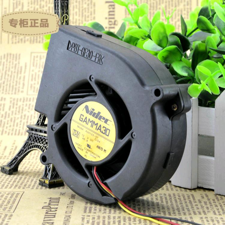 Free Delivery. WS - C3550-24 9733 12 v 0.46 A cooling fan Nidec A34123-57 fan free delivery delta oven special ventilation fan centrifugal turbo blower bfb1012h 9733 12 v 1 20 a
