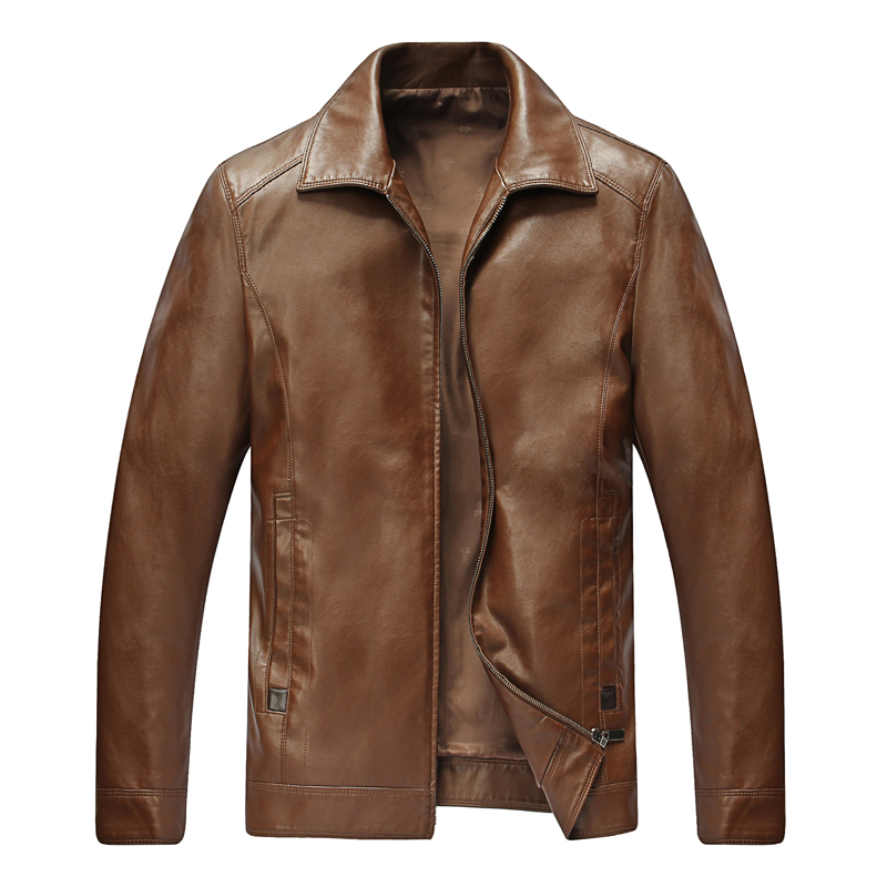 Faux Leather Jackets for Mens