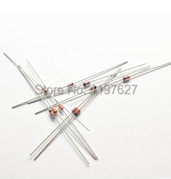 200 pcs 1N4148 IN4148 Diode DO-35 Switching Signal 4148 ic electronics ...