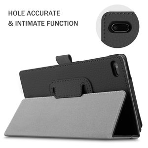 """Image 3 - Case For Lenovo TAB 7 Tab7 Essential TB 7304F 7304i 7304X 7""""Tablet Cover PU Leather Cases for tab4 7 Tab 7304F 7 """"Tablet Funda"""