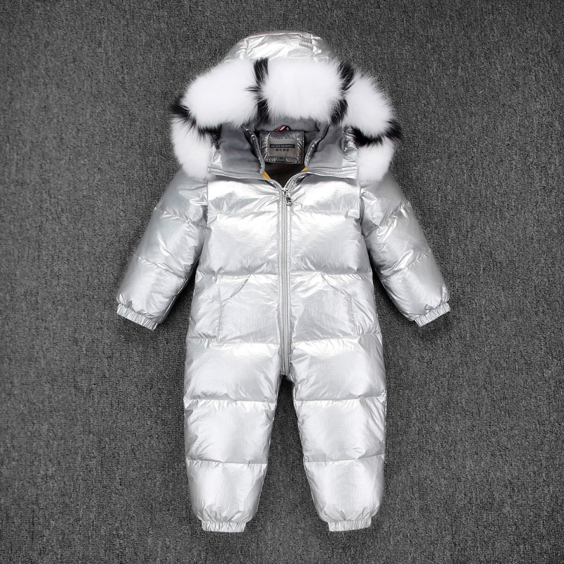 Winter Fashion New Design Jumpsuit Baby Girls Brand Clothing,90% Down Jacket 0 To -20 Kids Winter Jacket For Boys Long Overcoats росмэн у лукоморья всё всё всё для малышей