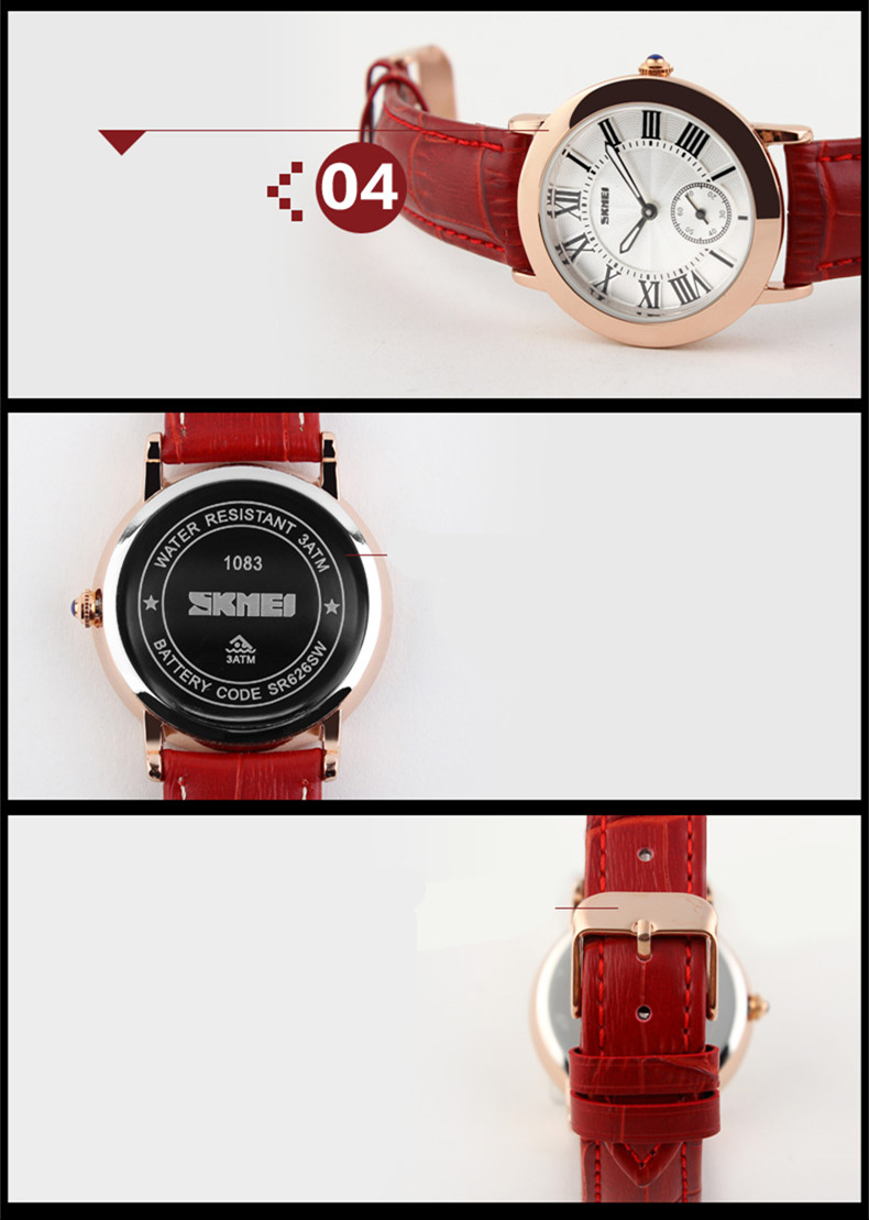 Ladies Quartz Watch (11)