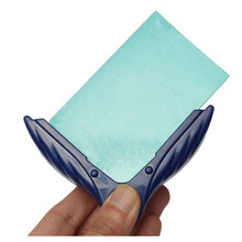 Affordable 1PC R10 10mm Corner Cutter Rounder Punch For Card Photo Paper Cutter Tool Blue