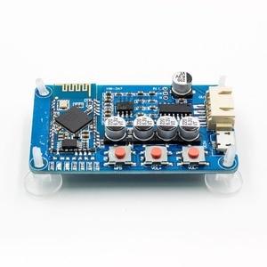 Image 2 - Otomatik bağlantı! CSR8635 PAM8403 Stereo amplifikatör modülü Bluetooth 4.0 HF11 dijital ses alıcı kurulu 5V Mini USB