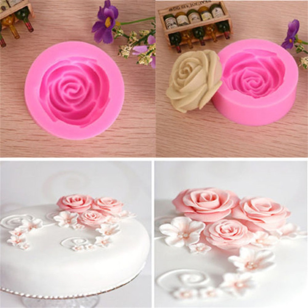 how to use silicone cake molds