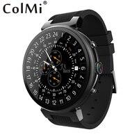 COLMI Смарт часы Android gps wifi для мужчин женщин Носимых устройств наручные трекеры сердечного ритма мониторы для IOS телефона Android