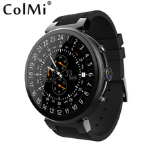 ColMi Smart Watch Android 5 1 GPS WIFI Heart Rate Monitor 2MP Camera Phone Call Sleep
