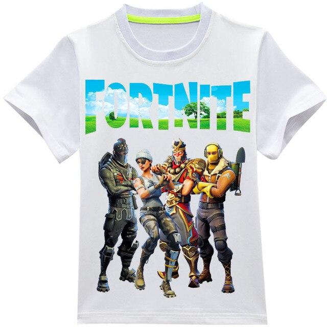 New 2018 boy's t shirt popular Ninja cotton short-sleeved t-shirt printing children's cartoon blue kids boys child's clothes 2
