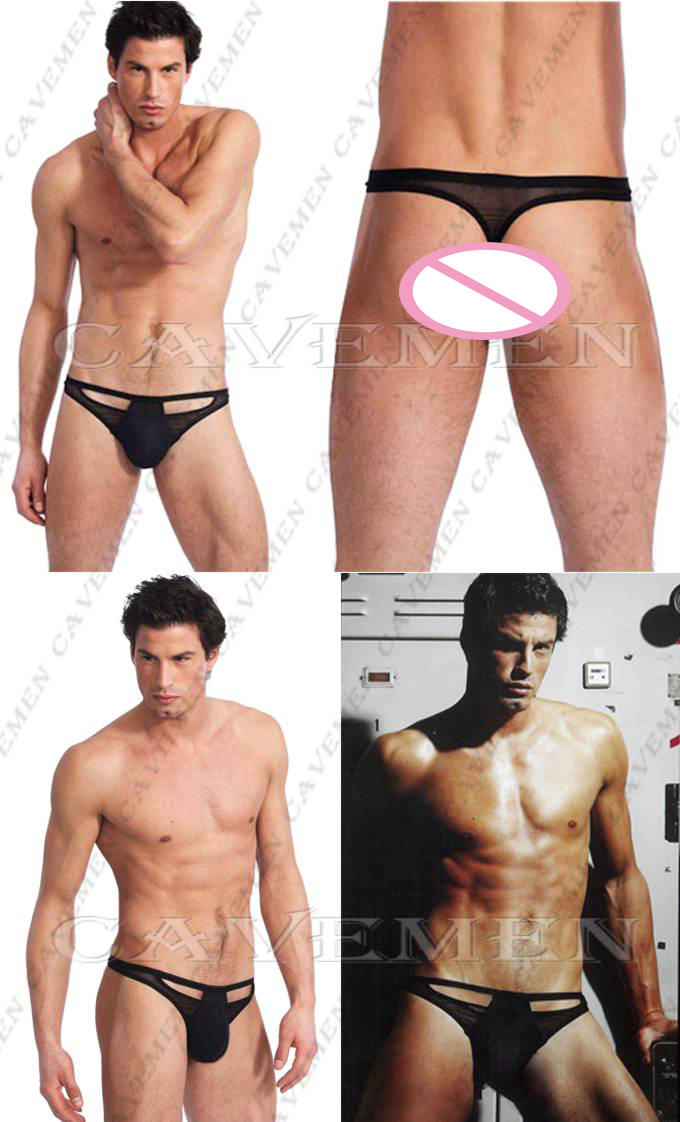 Perspective and not the perspective of structure modeling Men's underwear pants T * 2711 *