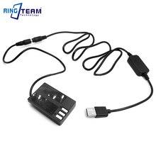 K AC128 D AC128 DC128 USB Cavo Adattatore da DC 5 v di Alimentazione per Pentax Fotocamere REFLEX Digitali K 50 K50 K 30 K30 k R KR K S1 KS1 K S2 KS2