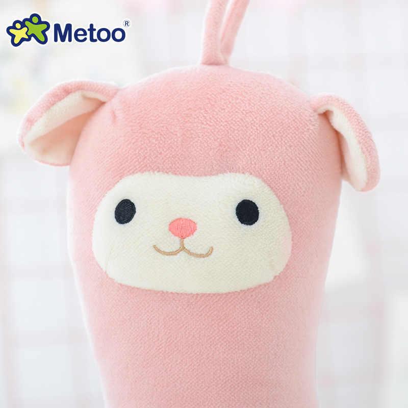 เด็กน่ารักเด็กการ์ตูน Alpaca Plush ของเล่นเด็กน่ารักกวางตุ๊กตาตุ๊กตาเด็กผู้ใหญ่นุ่มหมอนเด็กแรกเกิดของขวัญ Metoo