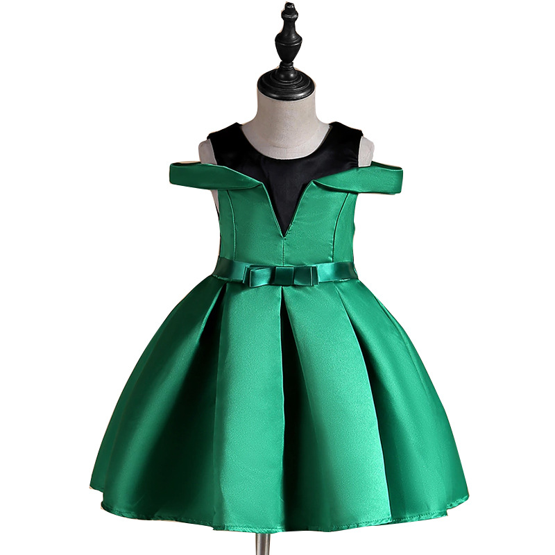 Children Girls Dress kids Frocks Princess Dress For Wedding Birthday Party Strapless dress Vestidos Costumes 2 4 6 8 10 Years girls tulle tailing embroidery lace bow dress for wedding birthday party manual nail bead frocks costumes size 4 6 8 10 12 years