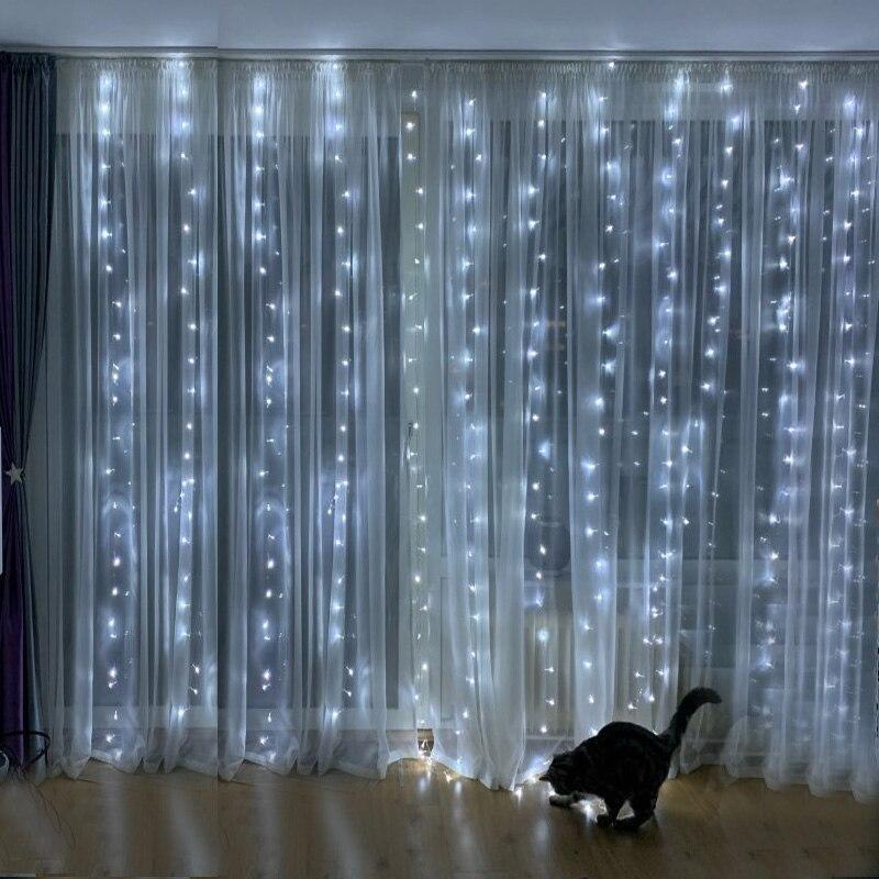 300led christmas fairy lights decoration led. Black Bedroom Furniture Sets. Home Design Ideas