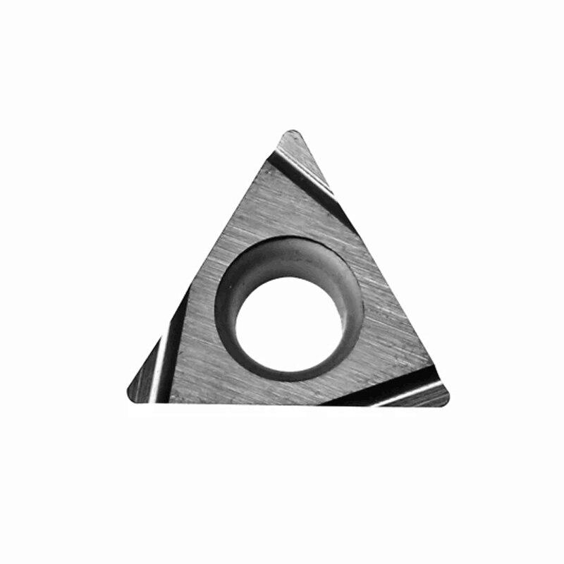10Pcs Kyocera Insert TPGH110308L TN60 Original External Turning Tools Carbide Inserts Lathe Inserts