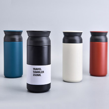 350ML Thermos Coffee mug Stainless Steel 304 Tea Thermomug with filter Travel Car Vacuum Flasks Thermo for Gift