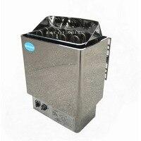 9KW Sauna Heater 380V Sauna Steam Generator Home Use Heating Furnace Room Dry Equipment