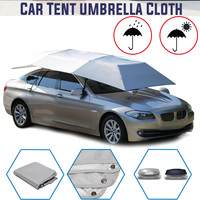 Full Automatic Outdoor Car Vehicle Tent Umbrella Sunshade Roof Cover Cloth Replaceable Waterproof Anti UV Car Umbrella Sun Shade