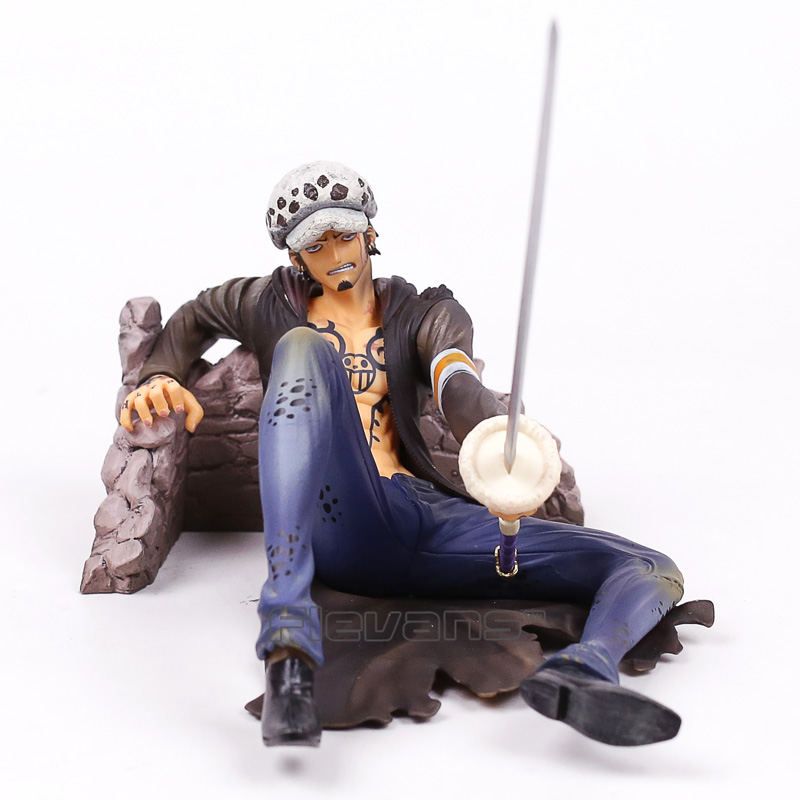 Anime One Piece POP Trafalgar Law Excellent Model Limited PVC Figure Collectible Model Toy rebecca one piece anime pop pvc action figure collectible model toy 22cm