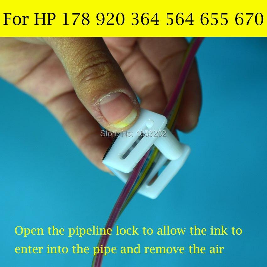 CIS Para HP364 Ou Para HP 364XL