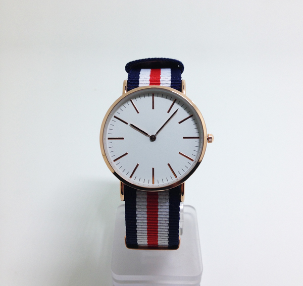Navy Bands Lovers Watch Interchangeable Belts