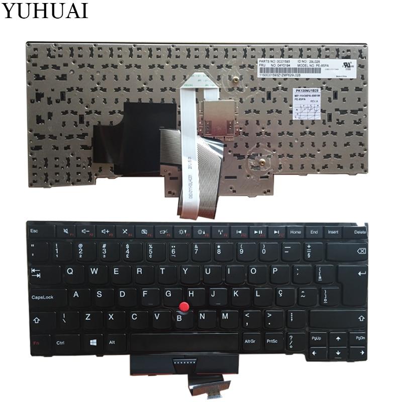 все цены на New Laptop keyboard for IBM ThinkPad E430 T430U E445 E335 S430 E430S E430C BR/Brazil layout Black