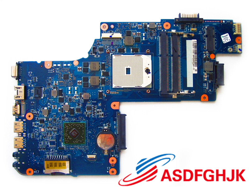 Original for Toshiba Satellite C850D C855D L850D L855D laptop motherboard H000052420 Test Free Shipping цена