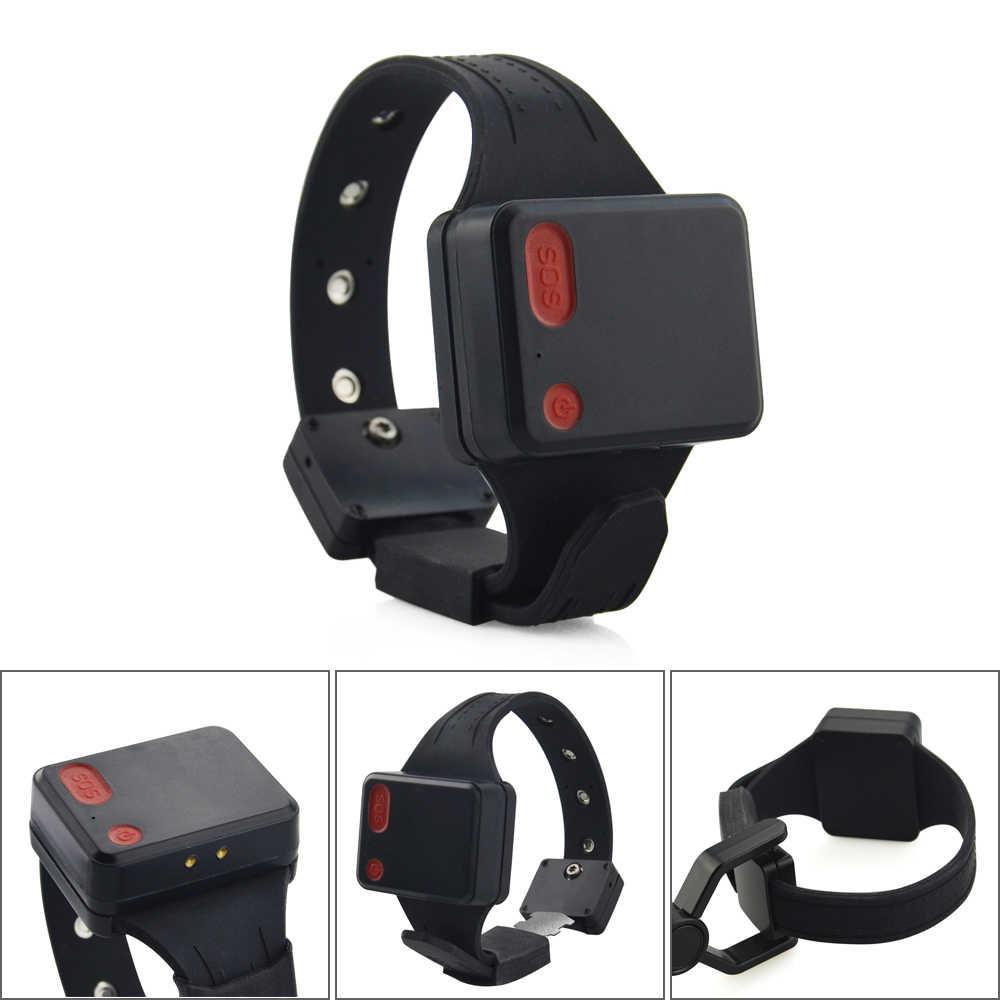 MT-60X Bilezik Ayak Bileği Kelepçe GPS izci Bulucu Mahkum Suçlu Suçlu Iki yönlü iletişim SMS APP Online Izleme