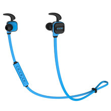 Bluedio New Brand CCK Noise Reduction Sports Bluetooth Earphone High Quality Head phones Wireless Cordless Headphone Headset(China)