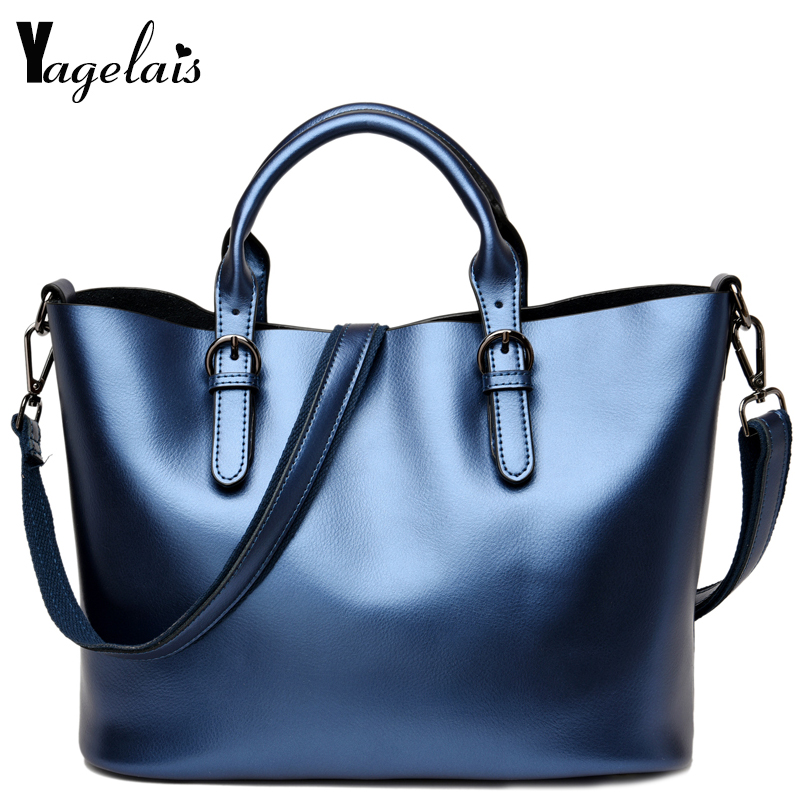 100 Genuine Leather Women Composite Bags Luxury Shoulder Bag Brand Cow Leather Genuine Leather Handbags Fashion