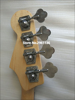 Hot Sell 4 strings bass Guitar Knob Tuners ,Real photos,free shipping,wholesale!