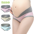 3Pcs/Lot Cotton Pregnant Women Underwear U-Shaped Low Waist Maternity Underwear Pregnancy Briefs Maternity Panties Women Clothes
