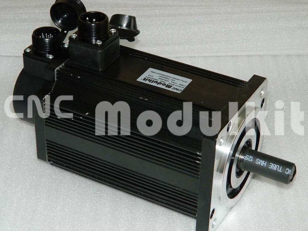 AC серво система 1 комплект 130sm15015 двигателя и в исходном Шанхай электрические kt270h30 драйвер 2.3kw 15Нм энкодера 2500cpr чпу modulkit